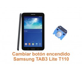 Cambiar botón encendido Samsung Tab3 Lite T110