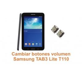 Cambiar botones volumen Samsung Tab3 Lite T110