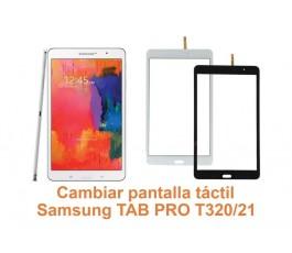 Cambiar pantalla táctil Samsung Tab Pro T320