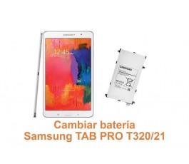 Cambiar batería Samsung Tab Pro T320