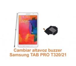 Cambiar altavoz buzzer Samsung Tab Pro T320