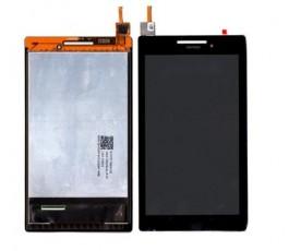 Pantalla completa táctil y lcd para Lenovo Tab 2 A7-10 Negra