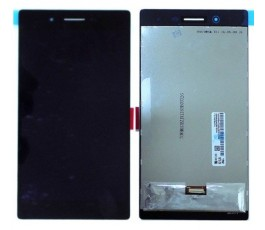 Pantalla completa táctil y lcd para Lenovo Tab 3 7 tab3-730 negra