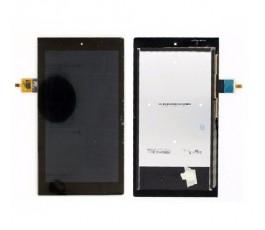 Pantalla completa táctil y lcd para Lenovo Yoga Tablet 2 830 Negro