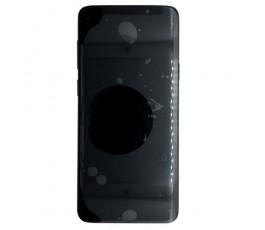 Pantalla completa con marco para Samsung Galaxy S9 G960 negra