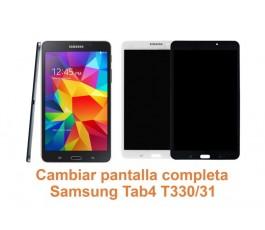 Cambiar pantalla completa Samsung Tab4 T330