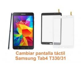 Cambiar pantalla táctil Samsung Tab4 T330