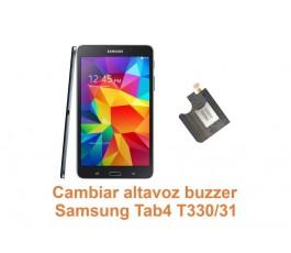 Cambiar altavoz buzzer Samsung Tab4 T330