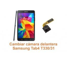 Cambiar cámara delantera Samsung Tab4 T330