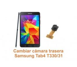 Cambiar cámara trasera Samsung Tab4 T330