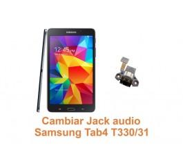 Cambiar Jack audio Samsung Tab4 T330