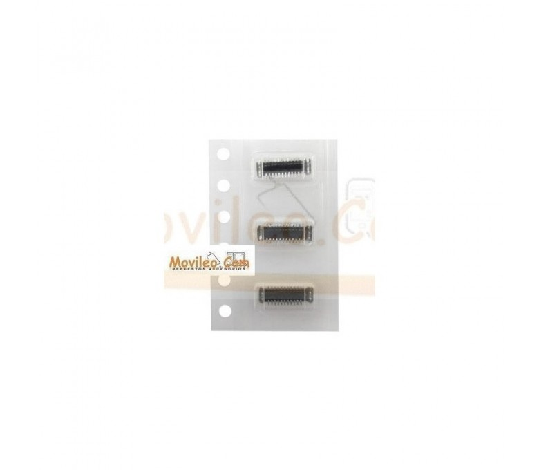 Conector del flex de la Pantalla Display para Iphone 3gs - Imagen 1
