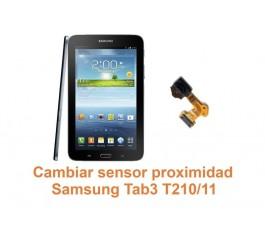 Cambiar sensor proximidad Samsung Tab3 T210-T211