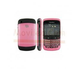 Carcasa Completa Rosa para BlackBerry Curve 9300 - Imagen 1