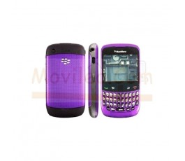 Carcasa Completa Morada para BlackBerry Curve 9300 - Imagen 1