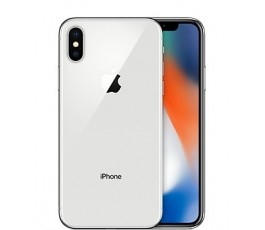 iPhone X plata 64gb perfecto estado