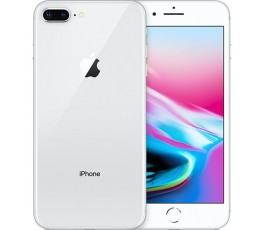 iPhone 8 plus 64 gb plata