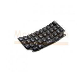 Teclado Negro para BlackBerry Curve 9350 9360 9370 - Imagen 1