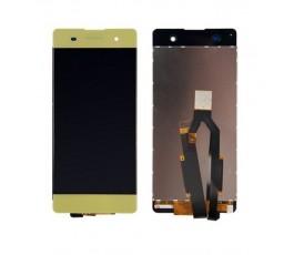 Pantalla completa táctil y lcd para Sony Xperia XA lima