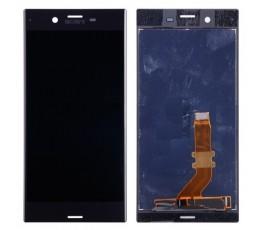Pantalla completa táctil y lcd para Sony Xperia XZ negro
