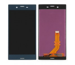 Pantalla completa táctil y lcd para Sony Xperia XZ azul