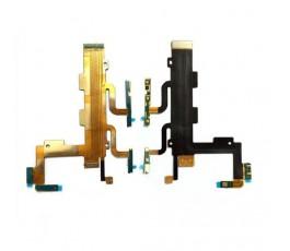 Flex botones laterales para Sony Xperia C3 D2502 D2533 S55T S55T