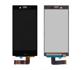 Pantalla completa táctil y lcd para Sony Xperia X Compact negra