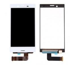 Pantalla completa táctil y lcd para Sony Xperia X Compact blanco
