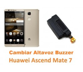 Cambiar altavoz buzzer Huawei Mate 7
