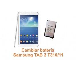 Cambiar batería Samsung Tab3 T310