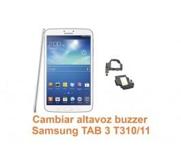 Cambiar altavoz buzzer Samsung Tab3 T310
