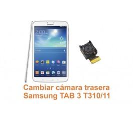Cambiar cámara trasera Samsung Tab3 T310