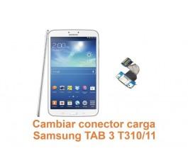 Cambiar conector carga Samsung Tab3 T310