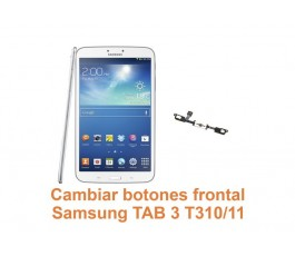 Cambiar botones frontal Samsung Tab3 T310
