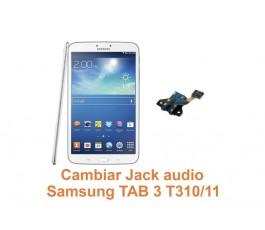 Cambiar Jack audio Samsung Tab3 T310