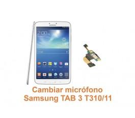 Cambiar micrófono Samsung Tab3 T310