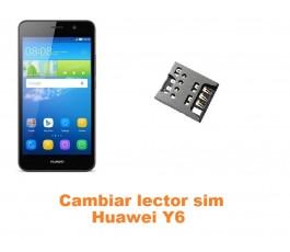 Cambiar lector sim Huawei Y6
