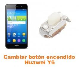 Cambiar botón encendido Huawei Y6
