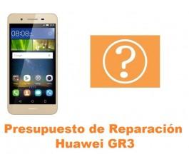 Presupuesto de reparación Huawei GR3