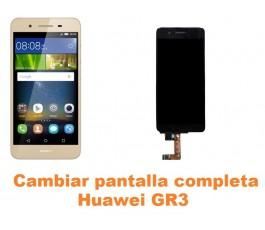 Cambiar pantalla completa Huawei GR3