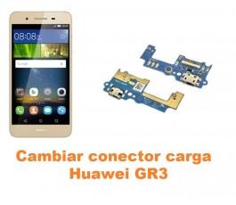 Cambiar conector carga Huawei GR3