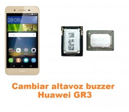 Cambiar altavoz buzzer Huawei GR3