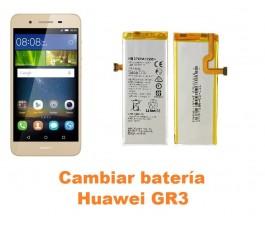 Cambiar batería Huawei GR3