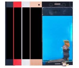Pantalla completa táctil y lcd para Sony Xperia XZ Premium G8141 azul