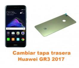 Cambiar tapa trasera Huawei GR3 2017