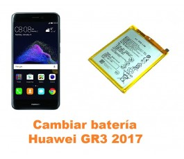 Cambiar batería Huawei GR3 2017