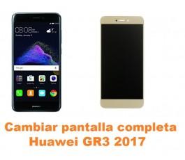 Cambiar pantalla completa Huawei GR3 2017