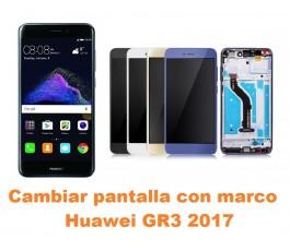 Cambiar pantalla completa con marco Huawei GR3 2017