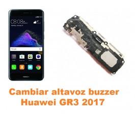 Cambiar altavoz buzzer Huawei GR3 2017