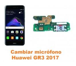 Cambiar micrófono Huawei GR3 2017